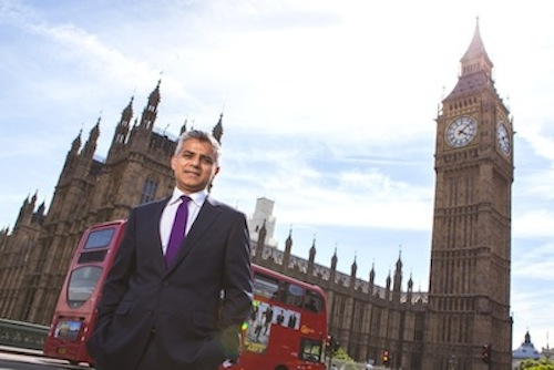 Khan commits Labour to greater London devolution