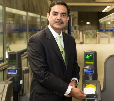 Shashi Verma is TfL's  Director of Customer Experience.