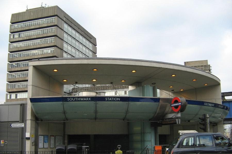 Southwark_tube_station