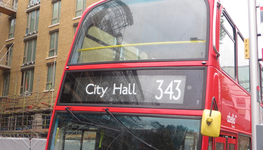 Today's poll suggests bus driver son Sadiq Khan is heading to City Hall