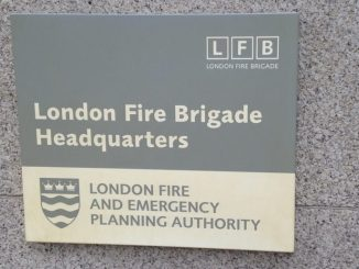 London's cash-strapped fire brigade forced to write-off £380k in unpaid debts