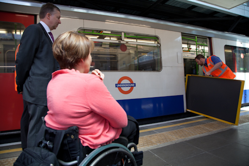 TfL is to boost the amount of money spent on making the Tube accessible.