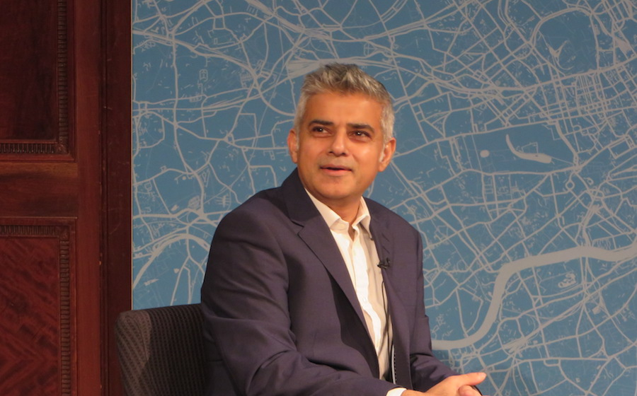 Said Khan could be sitting happily at City Hall until May 2021.