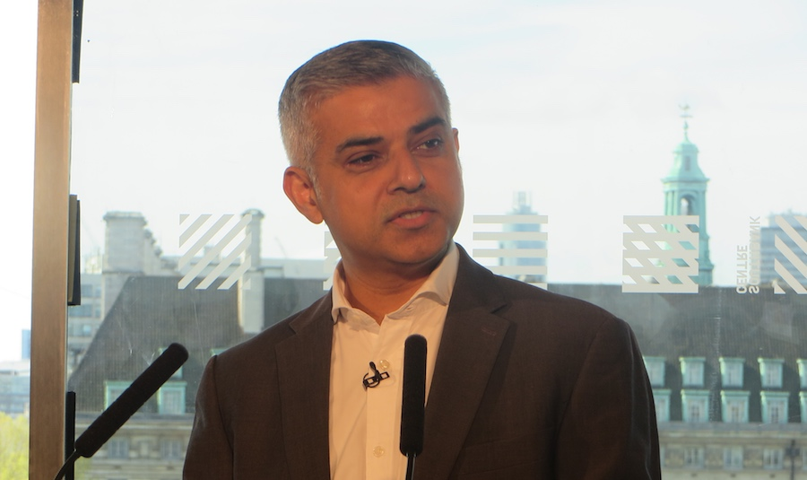 "Khan urges London voters ""to choose hope over fear"" as Mayoral draws to a close"