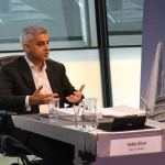 Sadiq announces £875m to clean up London's air