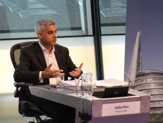 Sadiq announces £875m to clean up London's air