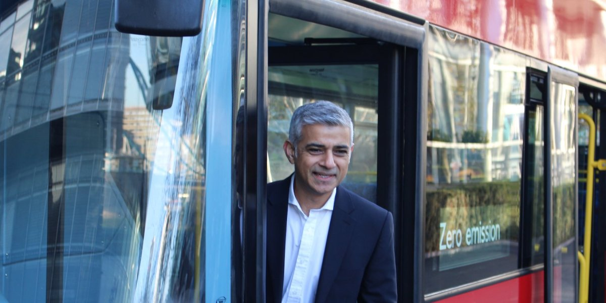 AMs: Sadiq's fares freeze is denying TfL the cash it needs to invest in new Tube trains