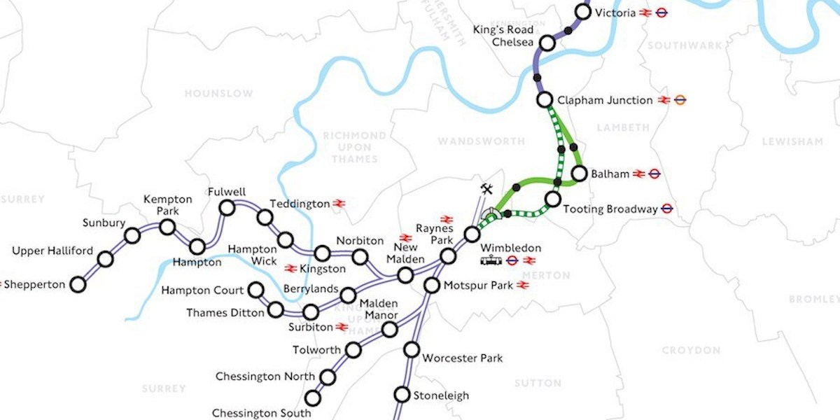 Local councils join business leaders and landlords in urging ministers to approve Crossrail 2