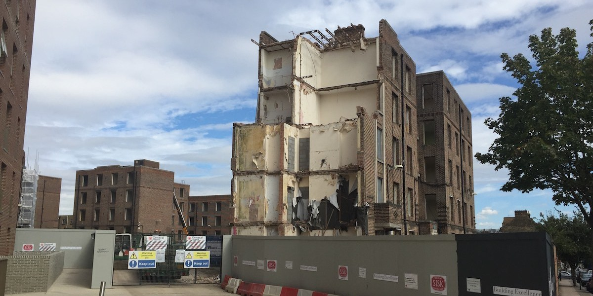 Social housing tenants gain veto over estate demolitions after new City Hall rules come into effect