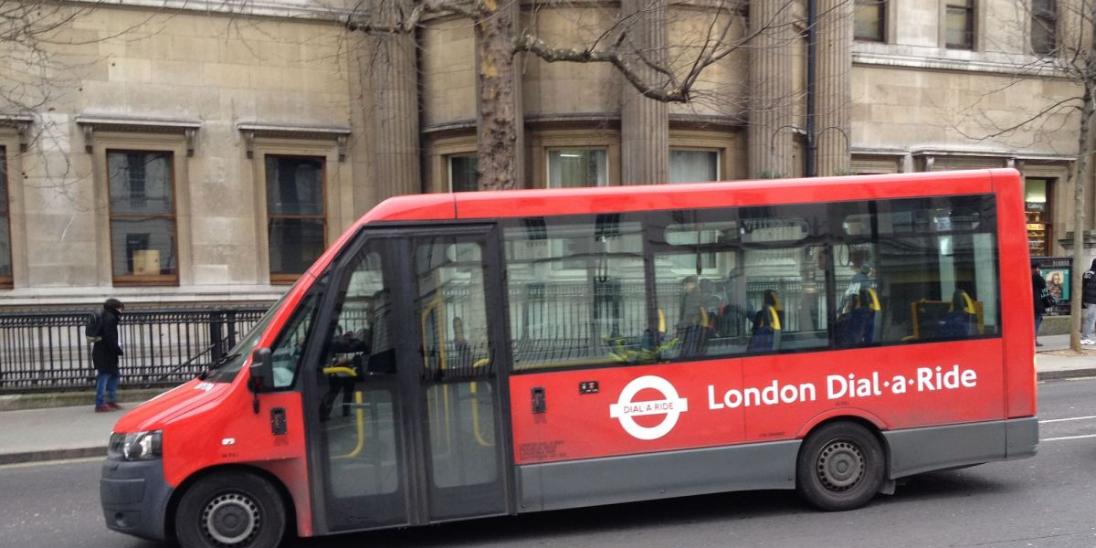 "TfL admits it has ""much more to do"" to improve Dial-A-Ride's service and accessibility"