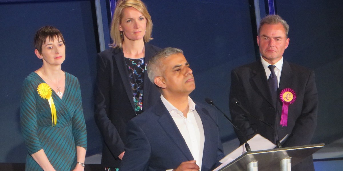 What London's 2nd preference votes tell us about a Progressive Alliance's chances