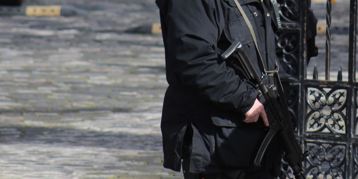 "Latest Government figures show UK's armed cops are ""most restrained"" in the world says Police Federation"