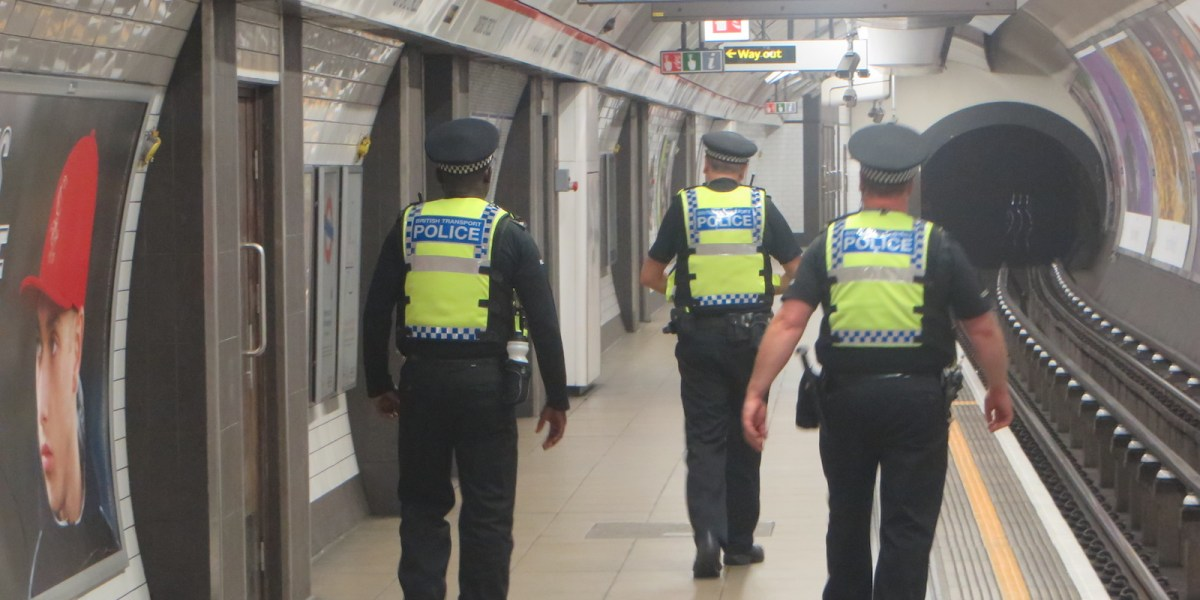 Transport for London undermines BTP's secrecy by publishing full funding agreement
