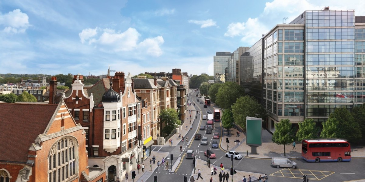 Mayor Sadiq Khan launches consultation for new Olympia to Brentford cycle superhighway