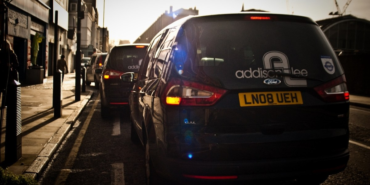 Addison Lee boss slams TfL and City Hall over proposal to levy congestion charge on mini cab firms