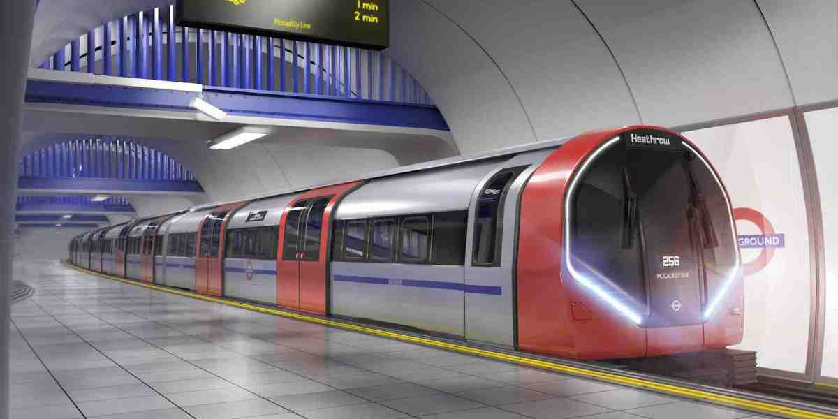 TfL hires Siemens to build 94 'next generation' Tube trains for the Piccadilly line