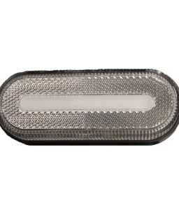 1682b clear front marker lamp