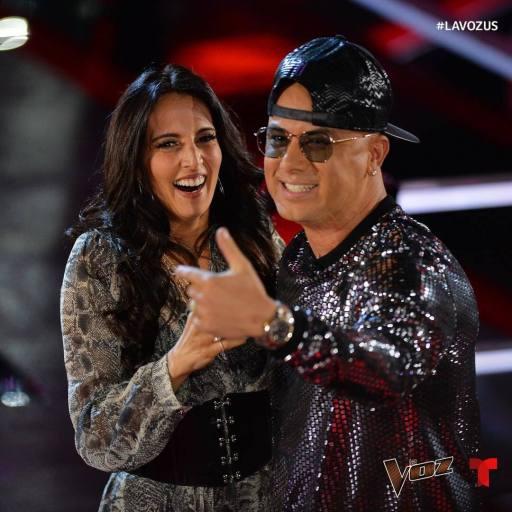 Mayré Martínez es Team Wisin en La Voz US por Telemundo