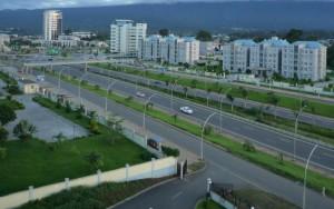 Une autoroute en Guinée Équatoriale