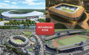 Stades-Gabon