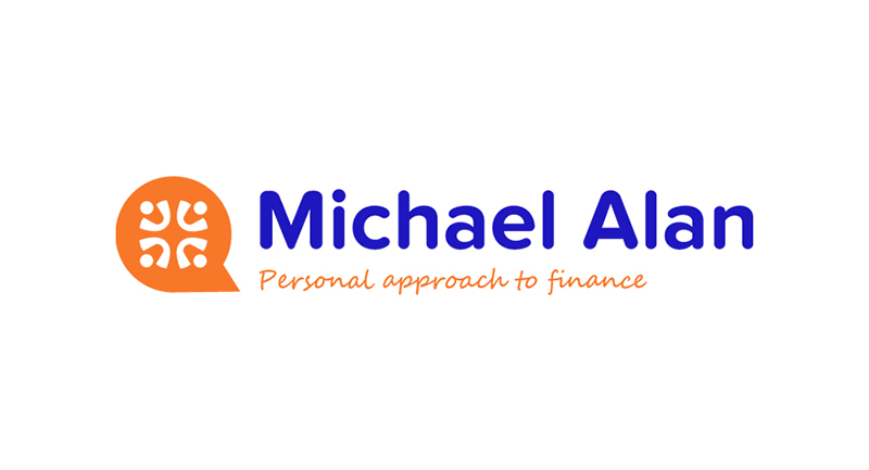 Michael Alan logo cover