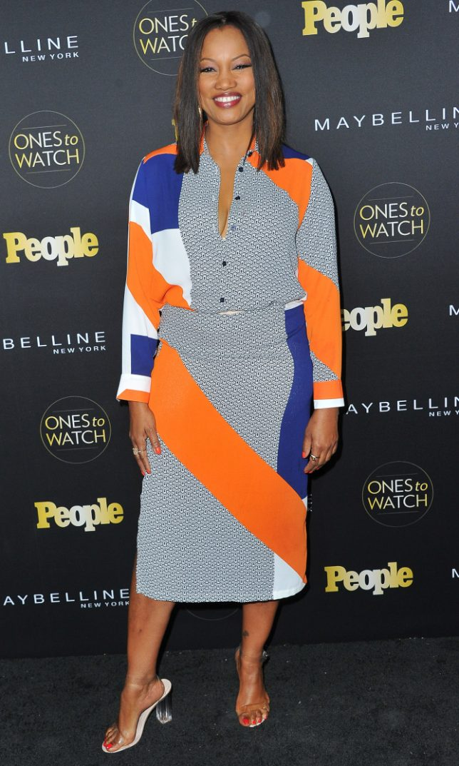 """WEST HOLLYWOOD, CA - OCTOBER 13:  Actress Garcelle Beauvais attends People's """"Ones To Watch"""" party at E.P. & L.P. on October 13, 2016 in West Hollywood, California.  (Photo by Allen Berezovsky/WireImage)"""