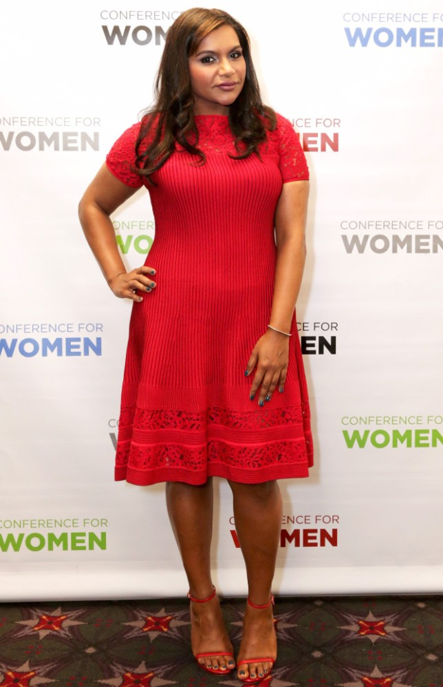 PHILADELPHIA, PA - OCTOBER 06: Actress Mindy Kaling attends the Pennsylvania Conference for Women 2016 at Pennsylvania Convention Center on October 6, 2016 in Philadelphia, Pennsylvania. (Photo by Marla Aufmuth/Getty Images for Pennsylvania Conference for Women)
