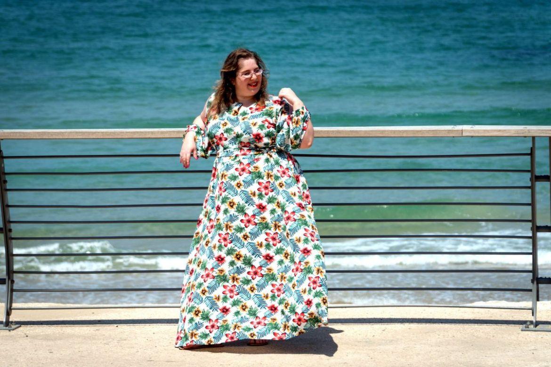 צילה מיכאלי: קיץ לוהט