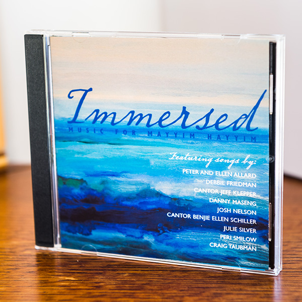 Immersed CD