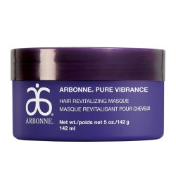 Arbonne hair revitalizing masque
