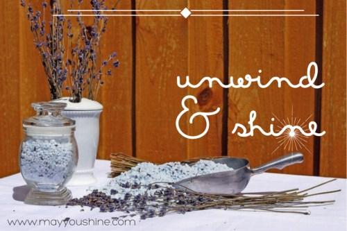 unwind-shine