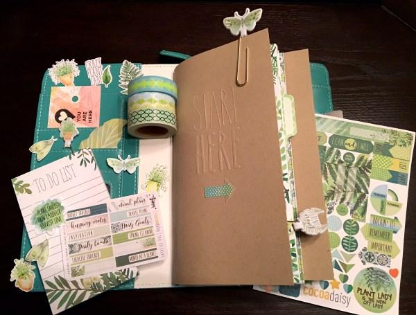 Cocoa Daisy May Dori notebooks and accessories