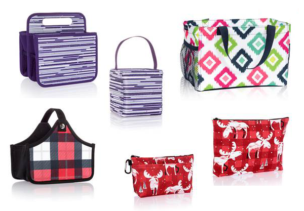 Thirty-One Small Totes