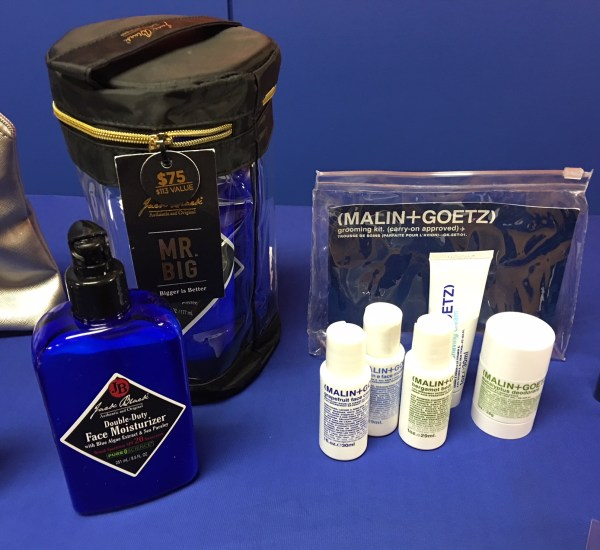 Jack Black Mr. Big Set and Malin+Goetz Grooming Kit