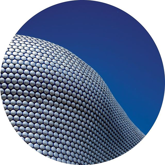 Birmingham's bubblewrapped architecture of the Bullring shopping centre