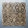 sainte chapelle, paris france, fleur de lys, medieval flowers, renaissance home decor, tile magnet sets, sainte chapelle, paris france, medieval tiles, religious iconography, circles and geometric designs, medieval flowers, inlaid inlay floor tiles