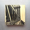 manhattan bridge, new york city photography, vintage nyc photos, turn of the century new york, brooklyn bridge hudson river, lines and iron, suspension bridges, vintage home decor, archive photos