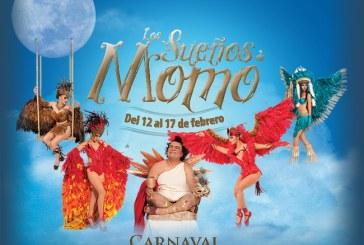 Candidatas Reina Carnaval Mzt 15