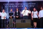 Inauguran Carnaval de Topolobampo