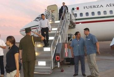 Enrique Pena Nieto en Mazatlan