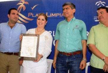 Mazatlan Ratifica Cert Playas Limpias