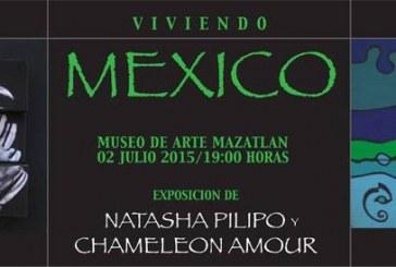 Expo de Arte Viviendo México