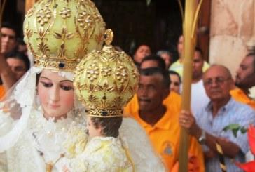 Invitan a Festejar a Virgen del Rosario