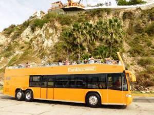 Fun Bus y Turistas de Cruceros
