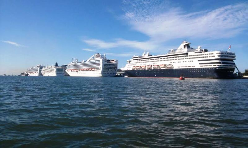 Mazatlán se consolida en turismo de cruceros