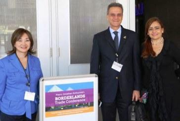 """Mazatlán Participa en el: """"Borderlands Trade Conference"""""""