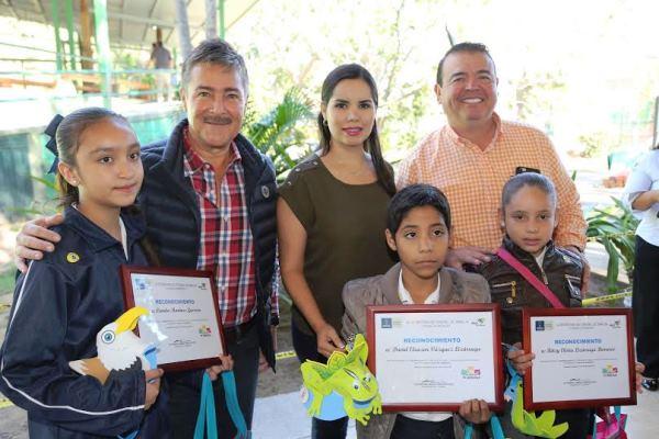 Premiación Concurso Dibujo Conoce mi Sindicatura 2015 Mazatlán