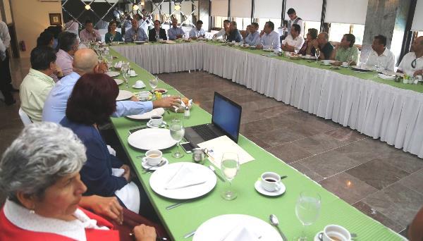 Sectur Primera Reunión Sector Hotelero Mazatlán 2016