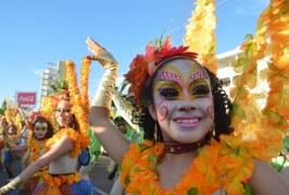 Inicia la fiesta del Carnaval Internacional de Mazatlán 2016