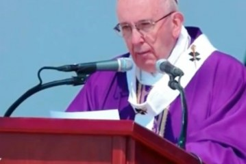 Papa Francisco en México: Homilía en la Santa Misa celebrada en Ecatepec
